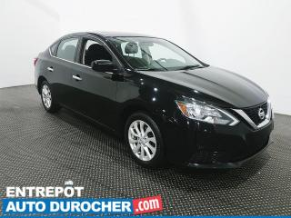 Used 2017 Nissan Sentra VS AUTOMATIQUE  - Toit ouvrant - Climatiseur - for sale in Laval, QC