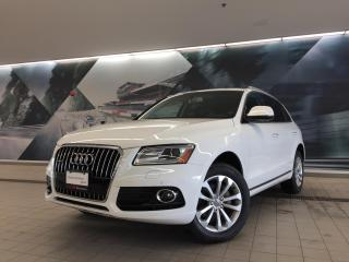 Used 2017 Audi Q5 2.0T Progressiv + Pano Roof | Nav | Rear Cam for sale in Whitby, ON