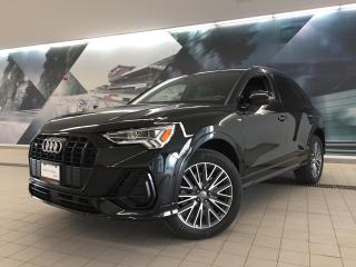 Used 2020 Audi Q3 45 Technik + Sport Pkg | Driver Assist | Pano Roof for sale in Whitby, ON