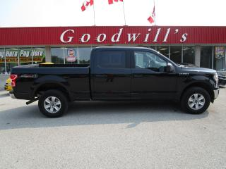 Used 2020 Ford F-150 XLT! CLEAN CARFAX! PRE-COLLISION WARNING! for sale in Aylmer, ON