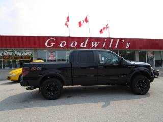 Used 2014 Ford F-150 ECO BOOST! FX4! for sale in Aylmer, ON