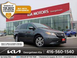 Used 2014 Honda Odyssey EX | CLN CRFX | BU CAM | HTD SEATS | STOW N' GO | for sale in Georgetown, ON