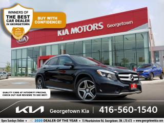 Used 2016 Mercedes-Benz GLA GLA 250 4MATIC | CLN CRFX| 60K | PANO ROOF| BU CAM for sale in Georgetown, ON