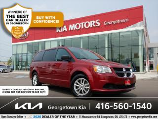 Used 2016 Dodge Grand Caravan SXT | 7 PASS | STOW'N'GO | B/UP CAM | B/TOOTH for sale in Georgetown, ON