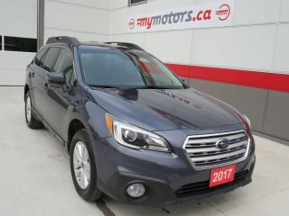 Used 2017 Subaru Outback 2.5i Touring with Sunroof for sale in Tillsonburg, ON