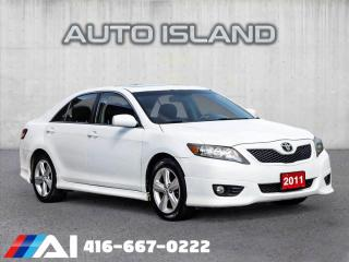 Used 2011 Toyota Camry SE**4CYL.**AUTOMATIC**LEATHER**SUNROOF for sale in North York, ON