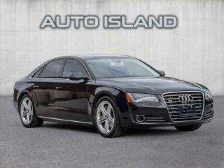 Used 2014 Audi A8 RARE TDI DIESEL!! LEATHER**SUNROOF**NAVIGATION for sale in North York, ON