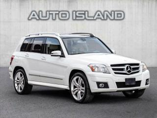 Used 2010 Mercedes-Benz GLK-Class NAVIGATION**PANORAMIC SUNROOF** for sale in North York, ON