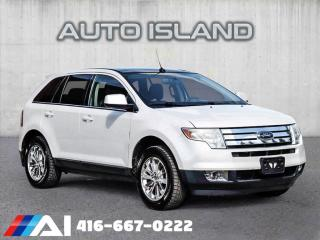 Used 2010 Ford Edge LIMITED**LEATHER**SUNROOF**NAVIGATION for sale in North York, ON