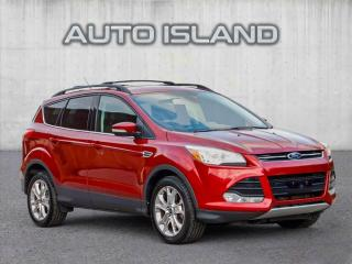 Used 2013 Ford Escape SEL**NAVIGATION**LEATHER*SUNROOF for sale in North York, ON