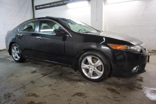 Used 2012 Acura TSX PREMUIM PKG CERTIFIED 2YR WARRANTY *FREE ACCIDENT* SUNROOF BLUETOOTH ALLOYS POWER HEATED LEATHER SEATS for sale in Milton, ON