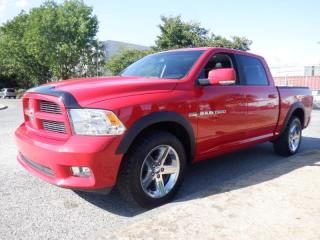 Used 2011 RAM 1500 Crew CAB 4WD for sale in Burnaby, BC