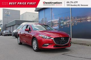 Used 2018 Mazda MAZDA3 GS-With roadside assistance when you need it most! for sale in Vancouver, BC
