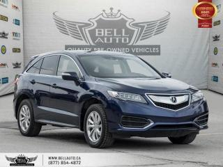 Used 2017 Acura RDX Tech Pkg, AWD, Navi, RearCam, SunRoof, LaneAsst, NoAccident for sale in Toronto, ON