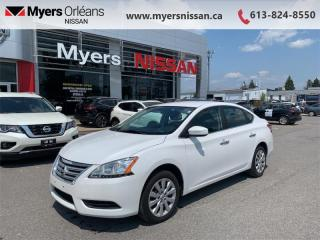 Used 2015 Nissan Sentra S  - Bluetooth -  Power Windows - $100 B/W for sale in Orleans, ON