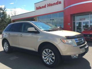 Used 2007 Ford Edge SEL for sale in Courtenay, BC