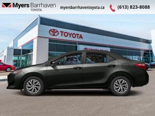 Used 2018 Toyota Corolla SE  - Heated Seats -  Bluetooth - $118 B/W for sale in Ottawa, ON