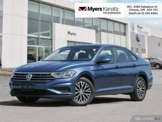 Used 2019 Volkswagen Jetta Highline auto for sale in Kanata, ON