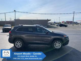 Used 2017 Jeep Cherokee North  - Bluetooth -  Fog Lamps for sale in Gander, NL