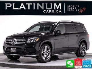 Used 2019 Mercedes-Benz GLS Class GLS450, 7PASS, AMG PKG, INTELLIGENT DRIVE, NAV,CAM for sale in Toronto, ON
