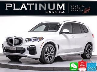 Used 2019 BMW X5 xDrive40i, PREM ENHANCED, MSPORT, NAV, CAM, PANO for sale in Toronto, ON