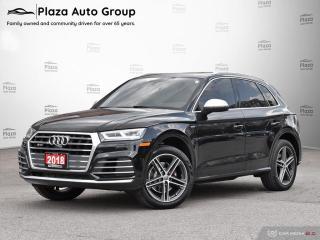 Used 2018 Audi SQ5 PROGRESSIV for sale in Richmond Hill, ON