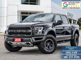 Used 2018 Ford F-150 RAPTOR for sale in Oakville, ON