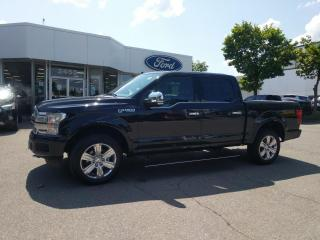 Used 2019 Ford F-150 PLATINUM for sale in Mississauga, ON