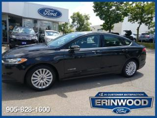 Used 2015 Ford Fusion SE Hybrid for sale in Mississauga, ON