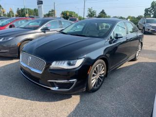 Used 2017 Lincoln MKZ Select Hybrid for sale in New Hamburg, ON