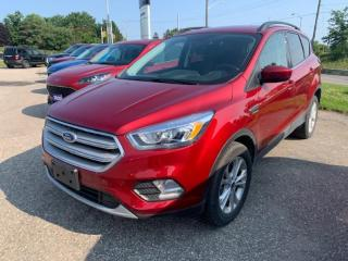 Used 2019 Ford Escape SEL for sale in New Hamburg, ON