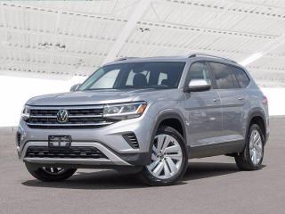 New 2021 Volkswagen Atlas HIGHLINE for sale in Hebbville, NS