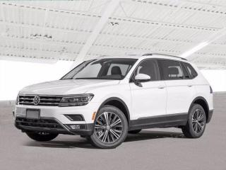 New 2021 Volkswagen Tiguan Highline for sale in Hebbville, NS
