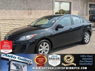 Used 2011 Mazda MAZDA3 GS* Manual Trans/Bluetooth/Heated Seats for sale in Winnipeg, MB