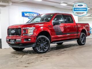 Used 2019 Ford F-150 XLT+4X4+CAMERA+NAVIGATION+MOONROOF+REMOTE STARTER for sale in Toronto, ON