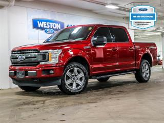 Used 2019 Ford F-150 XLT+4X4+CAMERA+REMOTE START+NAVIGATION+LED BOX LIGHTING for sale in Toronto, ON