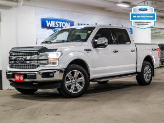 Used 2018 Ford F-150 Lariat+4X4+CAMERA+MOONROOF+NAVIGATION+LEATHER for sale in Toronto, ON