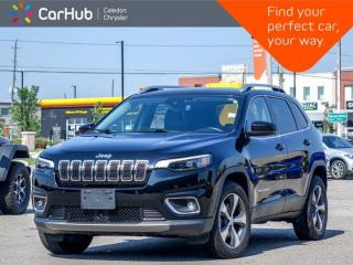 Used 2019 Jeep Cherokee Limited 4x4 Navigation Blind Spot Backup Camera Remote Start Leather Heated Front Seats 18