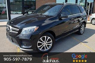 Used 2016 Mercedes-Benz GLE-Class 350D I NAVI I PANORAMIC I NO ACCIDENTS for sale in Concord, ON