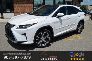 Used 2016 Lexus RX 350 EXECUTIVE I NO ACCIDENTS I PANORAMIC for sale in Concord, ON