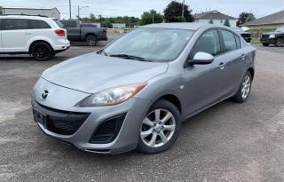 Used 2010 Mazda MAZDA3 GS ~Certified~ 3 YEAR WARRANTY~ONE OWNER~ for sale in Oakville, ON