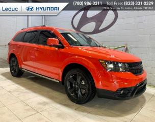 Used 2018 Dodge Journey Crossroad for sale in Leduc, AB