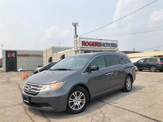 Used 2012 Honda Odyssey EX - 8 PASS - PWR DOORS - REVERSE CAM for sale in Oakville, ON