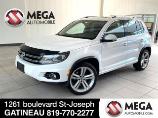 Used 2013 Volkswagen Tiguan tsi 4motion for sale in Gatineau, QC