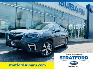 New 2021 Subaru Forester Premier for sale in Stratford, ON