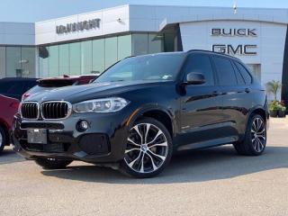 Used 2018 BMW X5 xDrive35i   Heated Steering Wheel   Navigation   for sale in Winnipeg, MB