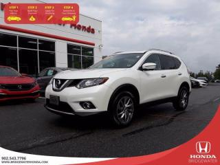 Used 2015 Nissan Rogue SL for sale in Bridgewater, NS