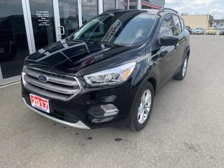 Used 2017 Ford Escape SE for sale in Chatham, ON