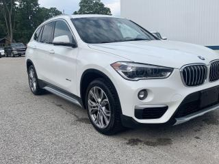 Used 2017 BMW X1 xDrive28i for sale in Aylmer, ON