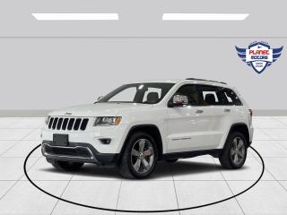 Used 2014 Jeep Grand Cherokee Limited for sale in Richmond Hill, ON